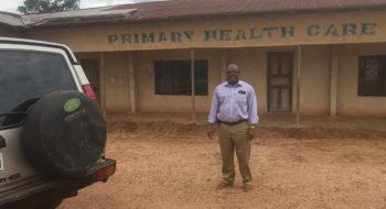 Dr. John Ijem in Africa