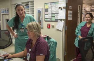 Inside the emergency room at Tidelands Georgetown Memorial Hospital