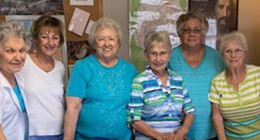 Local women share God's love through handmade quilts