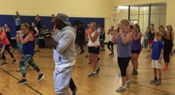 Billy Blanks (pictured) is among several high-profile names in fitness who have made guest appearances to teach classes at Tidelands HealthPoint. Included among them are Loretta Bates, a Zumba education specialist, and Jonathan Maybank, a 2004 Georgetown High School grad and former pro basketball player in Australia who led a basketball camp at the fitness center.