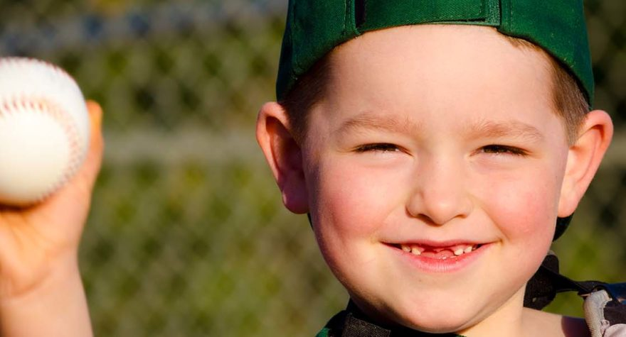 How to avoid arm injuries among young baseball players