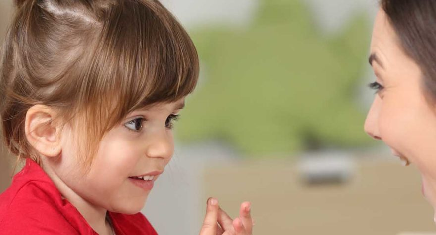 'Wabbit' or 'rabbit:' When should a child pronounce words correctly?