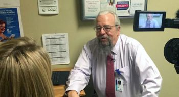 Today, journalists seek out Dr. Victor Archambeau for interviews to benefit from his expertise on substance use issues.