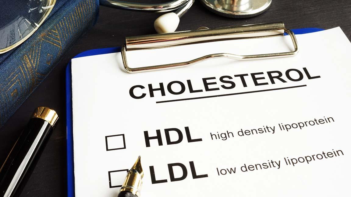 Cholesterol graphic