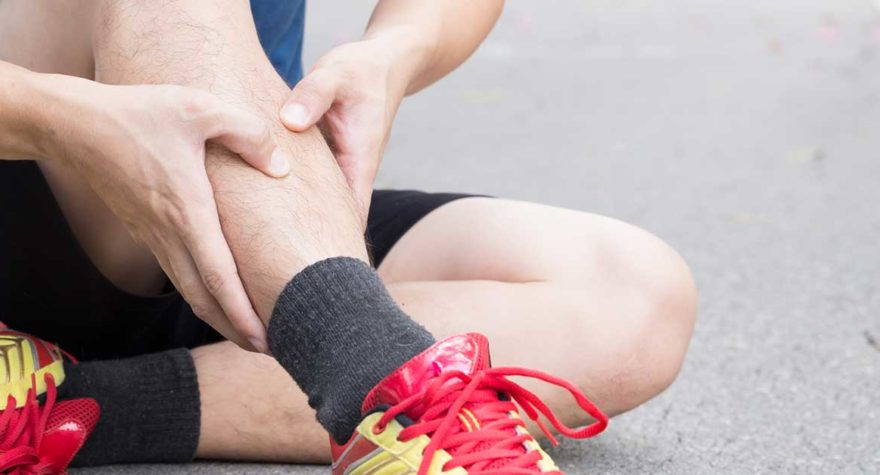 Shin bone injury from running, Splint syndrome