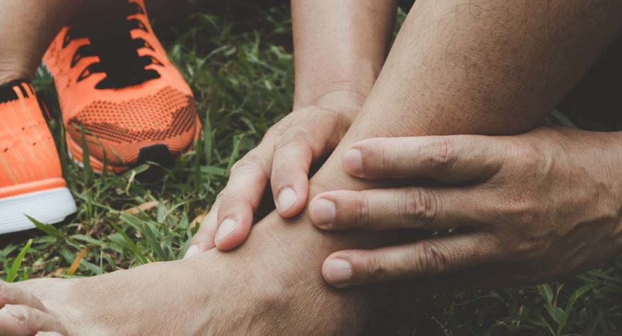 How to prevent ankle sprains from becoming a chronic problem