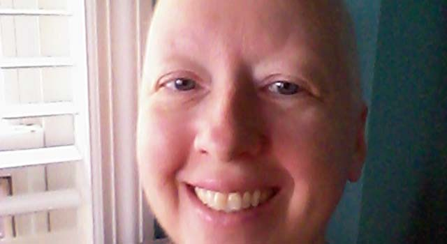 Losing her hair was one of the most difficult parts of Tammy Moormann's battle against cancer.