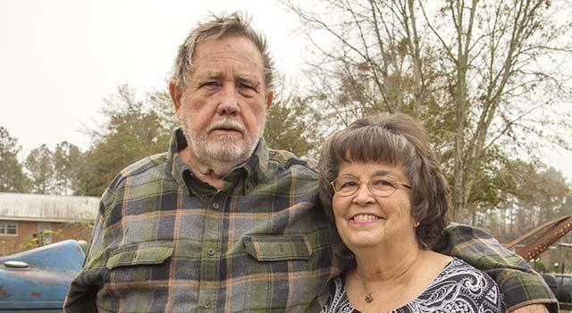 Ann and Ivan Holden