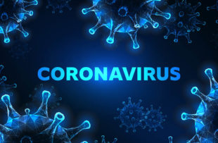 Coronavirus illustration