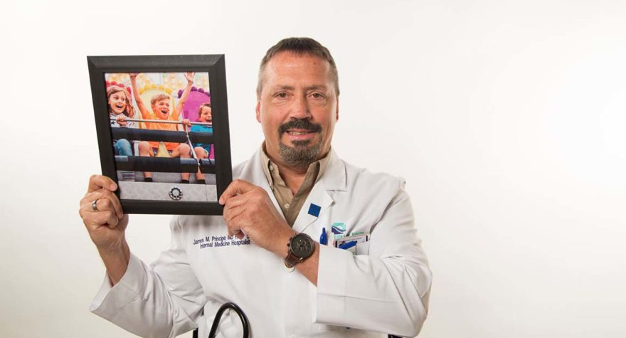 Dr. James Principe
