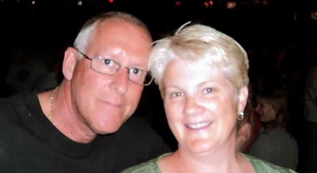 Leisa's husband, Alan, is recovering at home after being treated for high blood pressure.