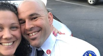 Despite his physical fitness and healthy diet, firefighter Mark Perez struggled to overcome a COVID-19 infection.
