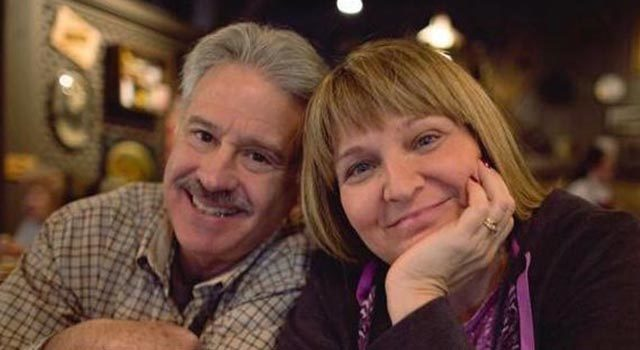 Lori Pizzo lost her husband, Rick, to heart disease and arteriosclerosis in May 2018.
