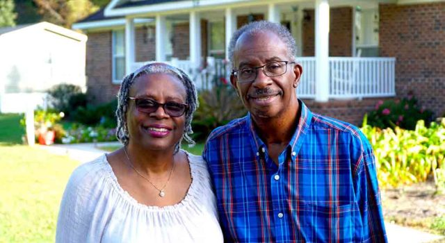 Pawleys Island resident Leonard Nelson credits God and the advanced care and support he received from the team at Tidelands Waccamaw Community Hospital for helping him survive a life-threatening battle with COVID-19.