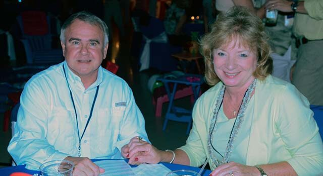 Dr. Harmon and his wife, Linda, have been married for 48 years. They have three children and eight grandchildren.