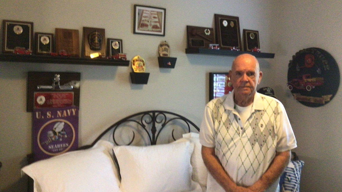 Pawleys Island resident Dan Wetsel spent almost 30 years in the fire service as a firefighter, a fire marshal and fire chief.